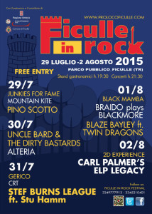 Ficulle in rock 2015